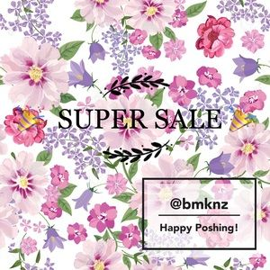 🎉 SUPER SALE SECTION: Amazing deals! 🎉